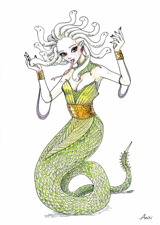 snake_girl
